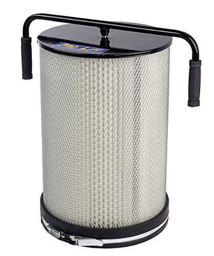 Pro-Lift-Werkzeuge Filtereinheit Filterpatrone für Staubabsaugung Filter Feinstaubfilter Ø370mm Absauganlage