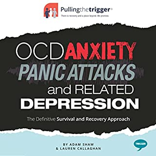 OCD, Anxiety, Panic Attacks and Related Depression audiobook cover art