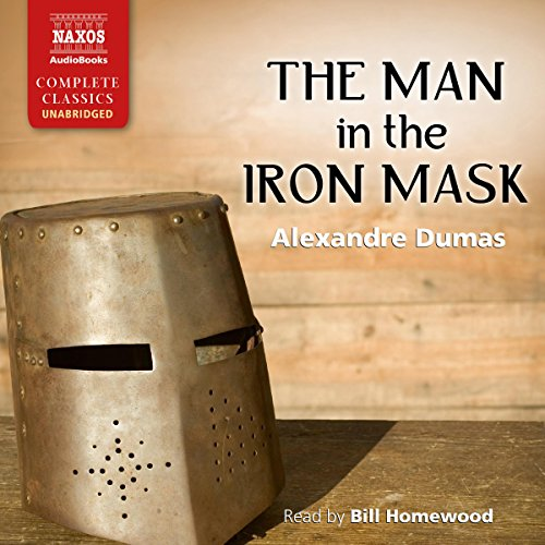 The Man in the Iron Mask  By  cover art