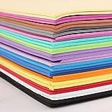 32PCS A4 2mm Foam Sheets Sponge Paper Foam Flower Craft Material Jewelry 16 Color - Tools,...