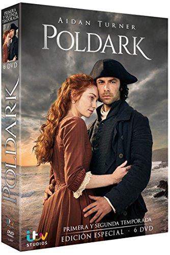 Pack Poldark (2015) - Primera y Segunda Temporada Completa - Edición Especial [DVD]