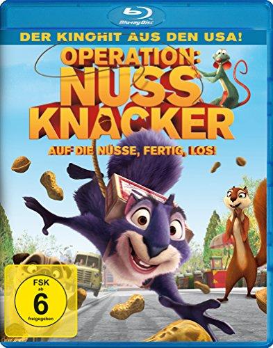 Operation Nussknacker [Blu-ray]