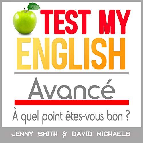 Couverture de Test My English. Avancé
