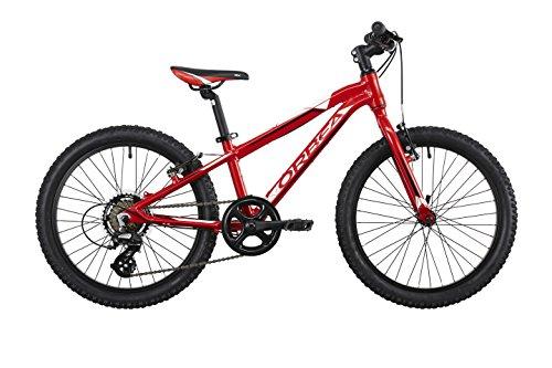 ORBEA MX 20 Dirt rot-weiß 2015