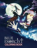 Blue Exorcist Coloring Book: The Best coloring with High Quality Illustrations For Kids And Adults .Enjoy Coloring Blue Exorcist As You Want! +90pages ( 8 x 10 )