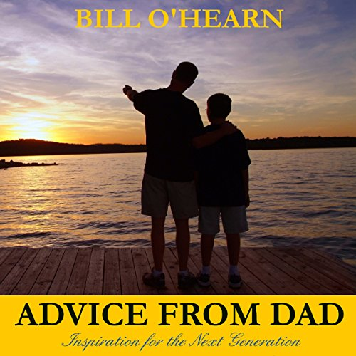Advice from Dad audiobook cover art