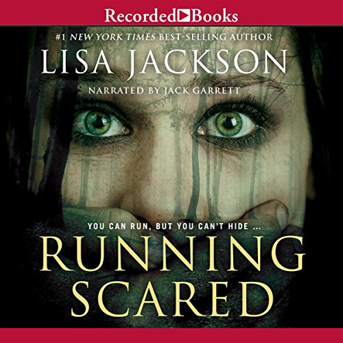 Running Scared audiobook cover art