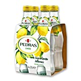 Agua Mineral con Gas sabor Limón pack 4x25cl...