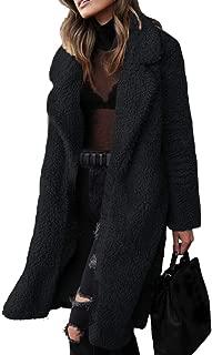Best plus size black teddy coat Reviews
