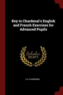 Key to Chardenal's English and French Ex