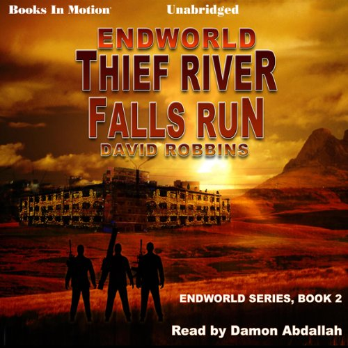 Endworld: Thief River Falls Run audiobook cover art