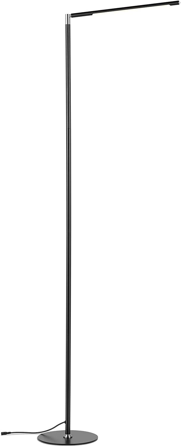 ANZENSHI LED Floor Lamp with Stepless 3 Color Bri Los Excellence Angeles Mall Temperatures