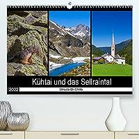 Kuehtai und das Sellraintal (Premium, hochwertiger DIN A2 Wandkalender 2022, Kunstdruck in Hochglanz): Eine Alpensafari im Tiroler Sellraintal (Monatskalender, 14 Seiten )