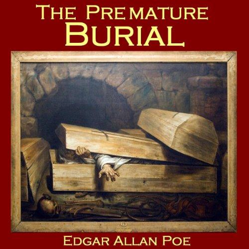 The Premature Burial cover art