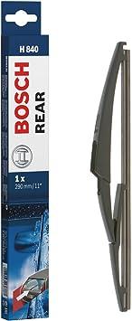 Bosch Wiper Blade Rear H840, Length: 290mm – rear wiper blade: image
