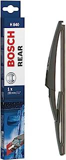 Escobilla limpiaparabrisas Bosch Rear H840 Longitud: 290mm – 1 escobilla limpiaparabrisas para la ventana trasera