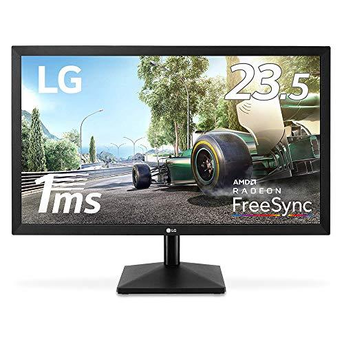 LG ゲーミングモニター 23.5インチ 24MK400H-B