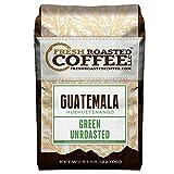 Fresh Roasted Coffee LLC, Green Unroasted Guatemalan Huehuetenango Coffee Beans, 5 Pound Bag