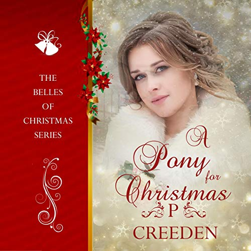 A Pony for Christmas audiobook cover art
