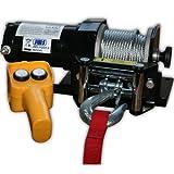 Jws - Cabrestante eléctrico 12v 2000 liberas [importado de alemania]...