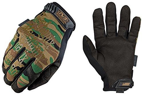 Mechanix Original Handschuhe X Large Woodland Camo