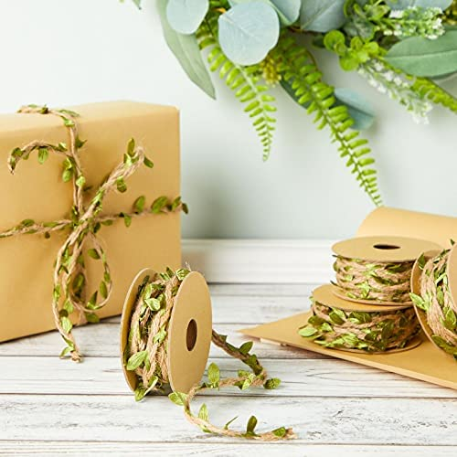 Burlap garland wholesale _image4