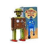 FANMEX - Fantastik - Atomic robot - Nostalgie Blechroboter