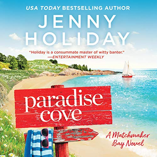 Paradise Cove Audiobook By Jenny Holiday cover art