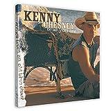 Funda de álbum Kenny Chesney Be As You Are (Songs from An Old Blue Chair) Álbum de lona para decoración de dormitorio, paisaje, oficina, habitación, marco de regalo, 40 x 40 cm