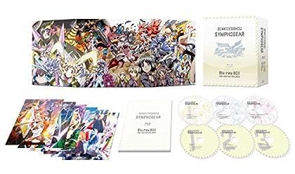 戦姫絶唱シンフォギア Blu-ray BOX(初回限定版)