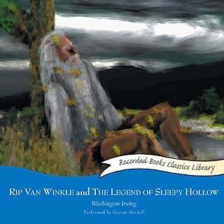 Rip Van Winkle and The Legend of Sleepy Hollow audiobook cover art