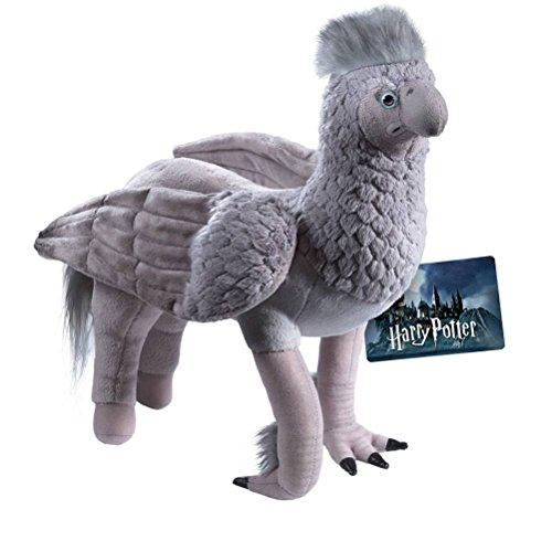 Harry Potter - Plüschfigur - Kuschetier - Hippogreif Seidenschnabel - 36cm