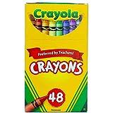 Crayola 52-0048 Crayola Crayones - 48/Pkg