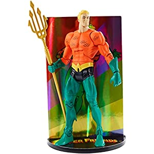 DC Comics Multiverse Super Friends Aquaman Action Figure 4