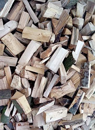 EICHE 18Kg Ofenholz von Landree® Kaminholz Brennholz Feuerholz ofenfertig 20-25cm Scheitlänge