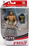 WWE Kyle O' Reilly Elite Series #80 Deluxe Action Figure with Realistic Facial Detailing, Iconic Ring Gear & Accessories