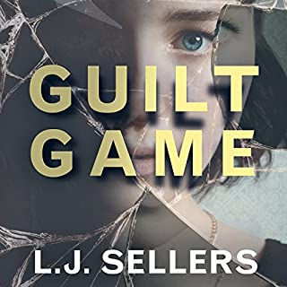 Guilt Game audiobook cover art