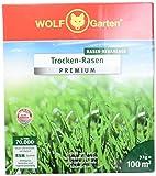 WOLF-Garten - Trocken Rasen Premium, rot