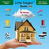 At Home/En Casa - Spanish Vocabulary Picture Book (with Audio by a Native Speaker!)