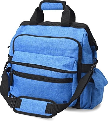 Nurse Mates womens Ultimate Bag,Electric Blue,One Size
