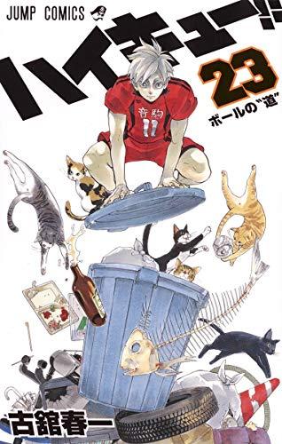 ハイキュー!! 23 (ジャンプコミックス)
