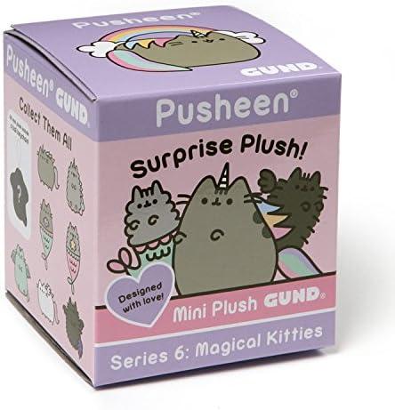 GUND Pusheen Blind Box Plush Stuffed Keychain Mystery Series 6 product image