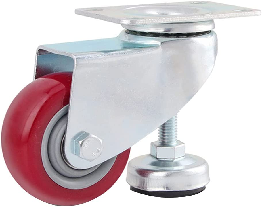 Some reservation Durable Tool Office Chair Wheel Caster Ca Mute Swivel Degree 360 Popular overseas