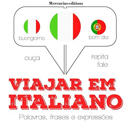 Viajar em italiano audiobook cover art