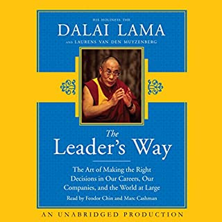 The Leader's Way cover art