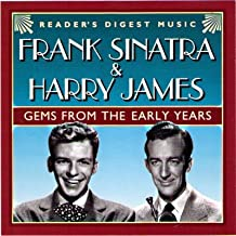 Frank Sinatra & Harry James Gems From the Early Years