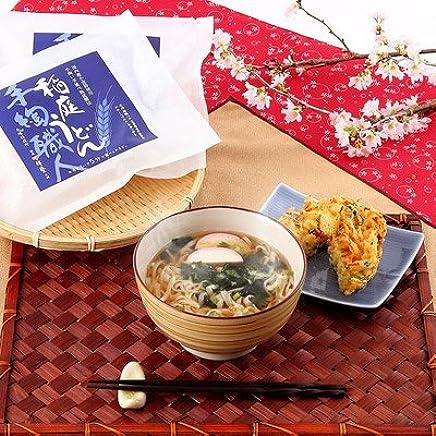 お湯を注ぐだけの 稲庭うどん4食セット 特殊製法で乾燥、即席タイプに 稲庭吟祥堂本舗 秋田県