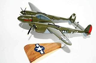 SCAT III P-38 Lightning Model