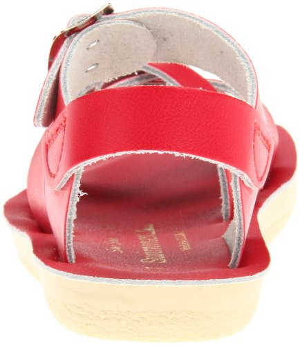 Salt Water Sandals by Hoy Shoe Sun-San Swimmer red Size: 5 Little Kid