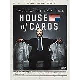 ハウス・オブ・カード 野望の階段 SEASON 1 DVD Complete Pac...[DVD]